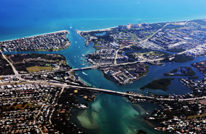 A boater's paradise with more than 22 miles of waterfront in Jupiter, Florida.  Linda Bruins, the, real estate professional, will help you find homes for sale.